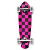 Micro Cruiser Complete - Checker Pink