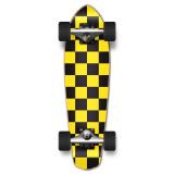 Micro Cruiser Complete - Checker Yellow