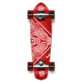 Micro Cruiser Complete - Bandana Red