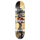 """Yocaher Graphic Smite Complete 7.75"""" Skateboard"""
