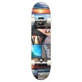 "Graphic Seaside Complete 7.75"" Skateboard"