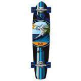 Slimkick Longboard Complete - Wave