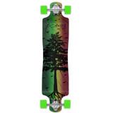 Lowrider Longboard Complete - In the Pines : Rasta