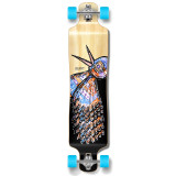Lowrider Longboard Complete - The Bird Natural