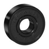 Abec 7 Bearings - Black