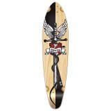 Kicktail Smite Longboard Deck