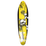 Kicktail YSkull Longboard Deck