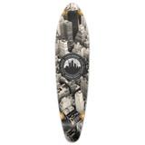 Kicktail New York Longboard Deck