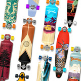 Top 10 Best Selling Yocaher Longboards