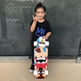 5 Year Old Rider on the Rise