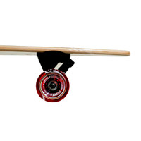 Pintail Blank Longboard Complete - Natural