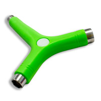Y-Shaped Skate Tool - Green