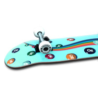 "Yocaher Complete Skateboard 7.75""  - CANDY Series - Sweet"