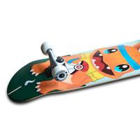 "Yocaher Complete Skateboard 7.75""  - PIKA Series - Charm"