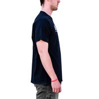 Yocaher Classic Fit New Logo  T-Shirt - BLACK