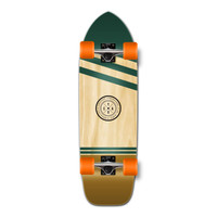 YOCAHER  Old School Longboard Complete - Earth Series - Wind