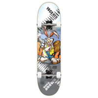 "Yocaher Complete 7.75"" Skateboard - Radical Rabbit"