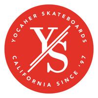 Yocaher Logo Sticker