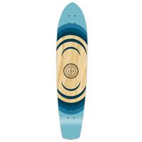 Slimkick Longboard Deck - Ripple