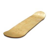 Yocaher Graphic Skateboard Deck  - Samurai Series - Girl Samurai Blue Dragon