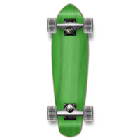 Micro Cruiser Blank Complete - Stained Green
