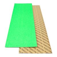 "9"" x 33"" Neon Green Skateboard Griptape/Grip Tape 1 sheet"