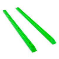 Yocaher Rails Ribs - Neon Green