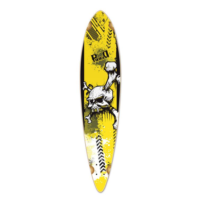 Pintail YSkull Longboard Deck