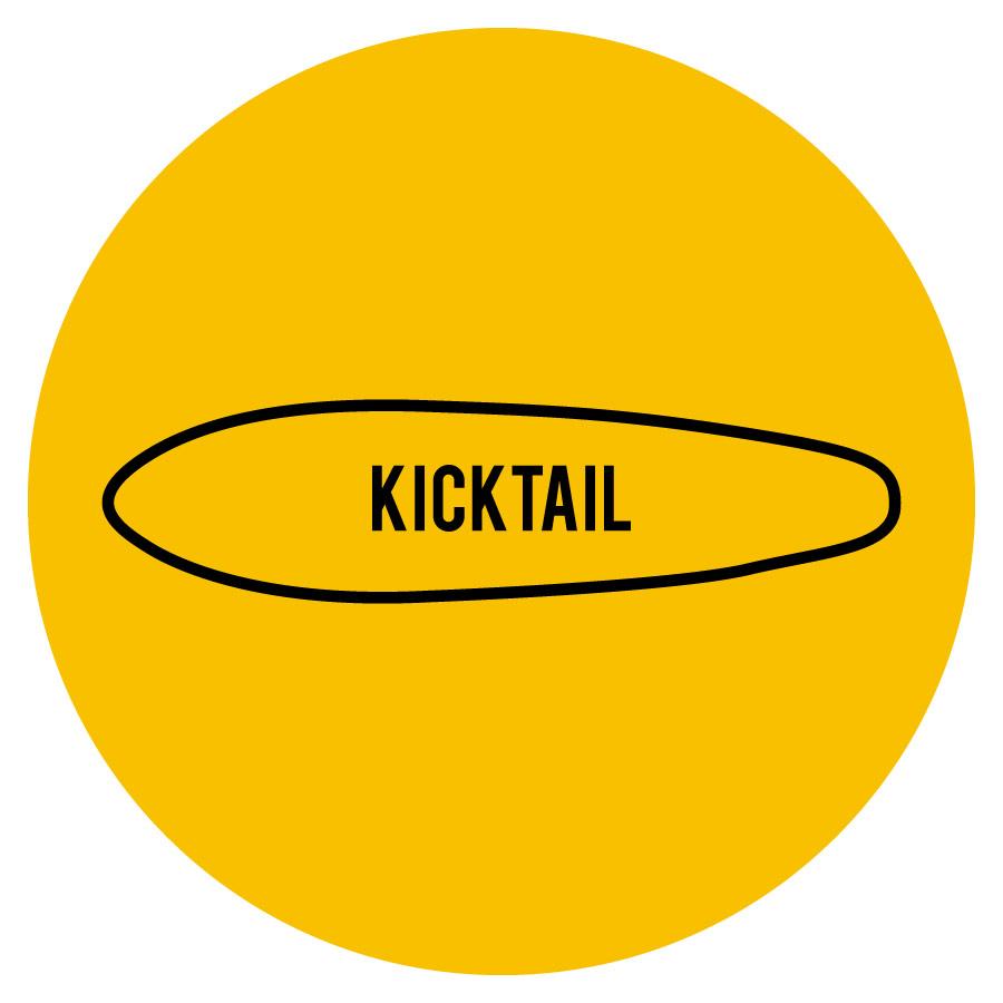 Kicktail Icon