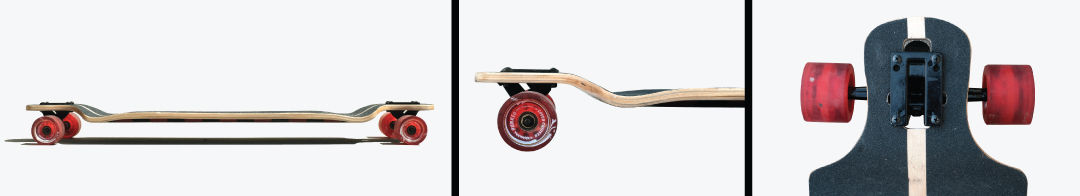 Lowrider Longboard