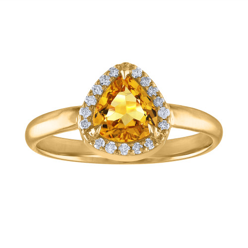 Vivid Yellow Beryl Diamond Anniversary Ring, Diamond Engagement Ring, Yellow Beryl And Diamond Cocktail Ring, One Of A Kind Diamond Ring