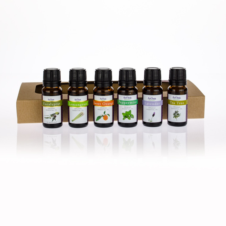 Basic 6 Essential Oil Kit