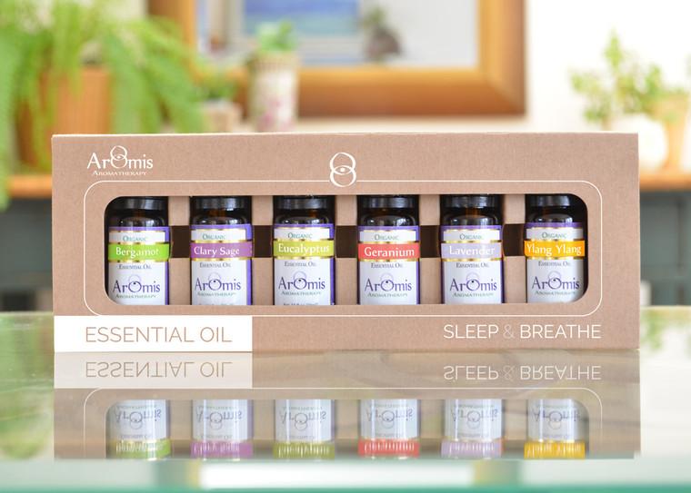 Sleep and Breathe - Essential Oil Kit
