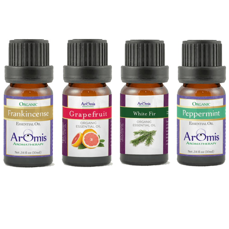 Holiday Evergreen Blend-  Essential Oils Kit
