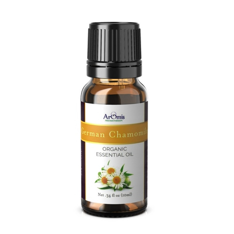 German Chamomile Essential Oil (Blue Chamomile)