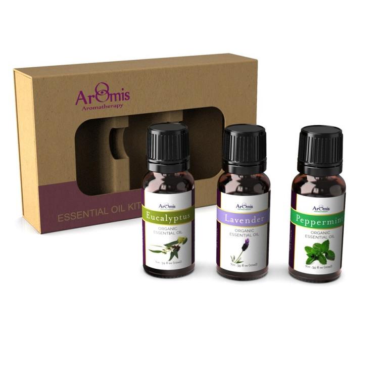Basic Kit 1 - 3 Essential Oils Kit