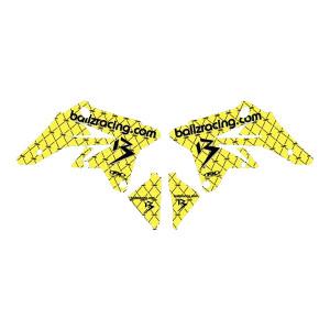 SUZUKI RMZ450 CLASSIC GRAPHIC KIT