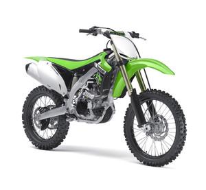 1:12 Scale Kawasaki KX 450F Dirt Bike