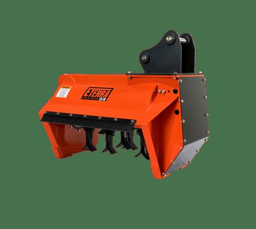 Eterra EX-30 Excavator Flail Mower Attachment