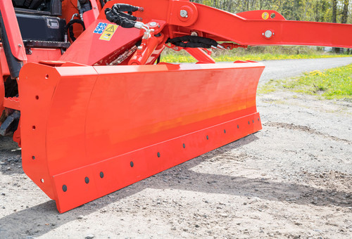 Eterra Dozer Grader Skid Steer Attachment blade