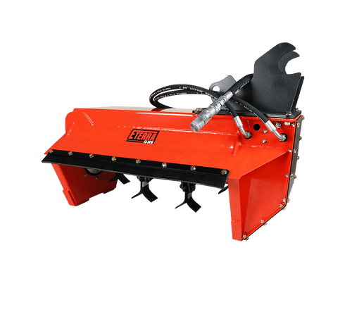 EX-30 Micro Excavator Flail Mower Attachment