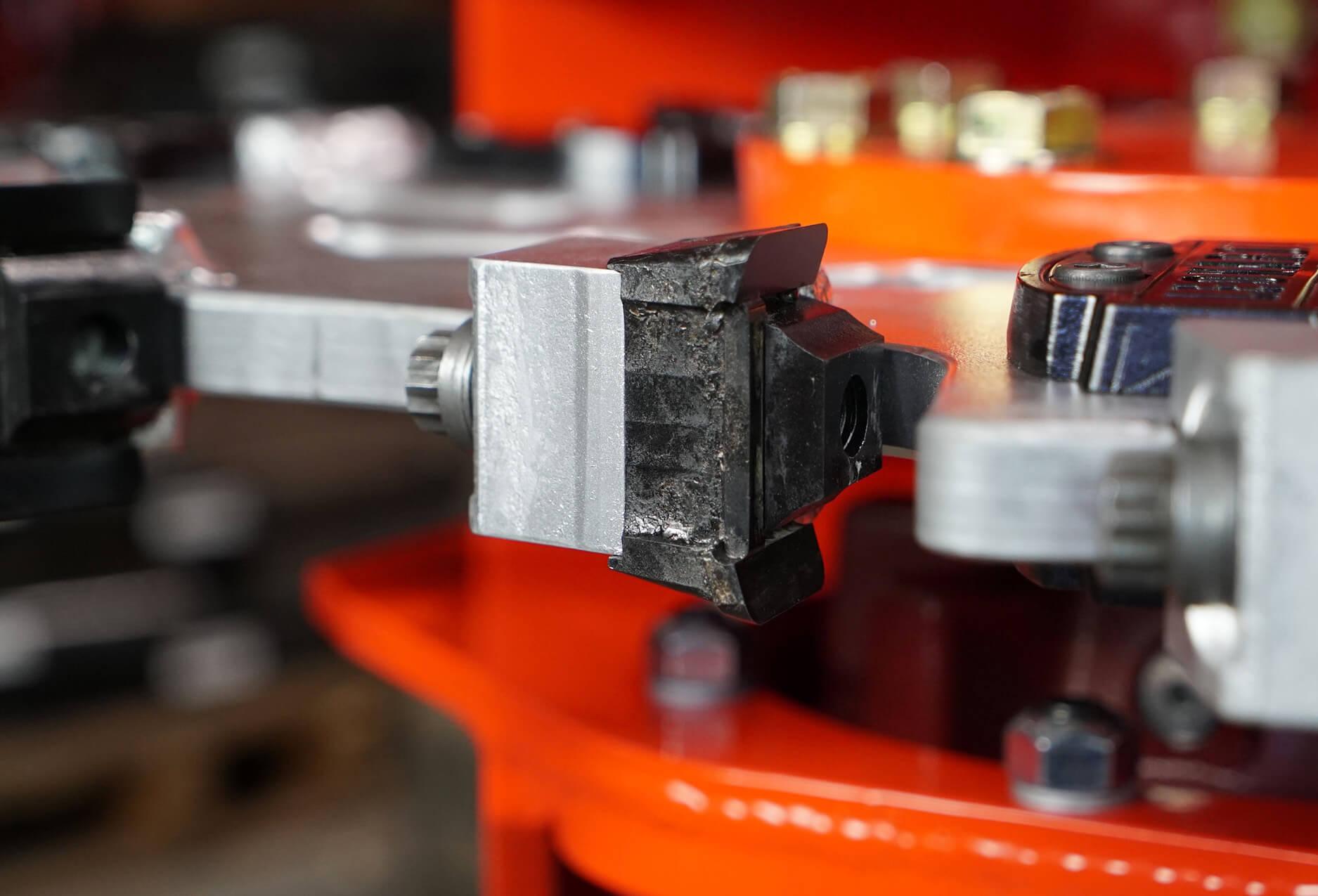 Vortex Skid Steer stump grinder teeth