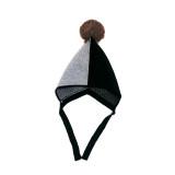 two face bonnet hat