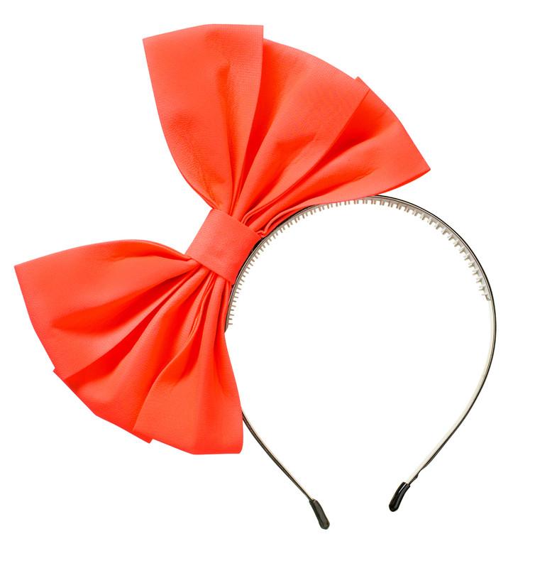 Victoria Fluorescent Orange-red