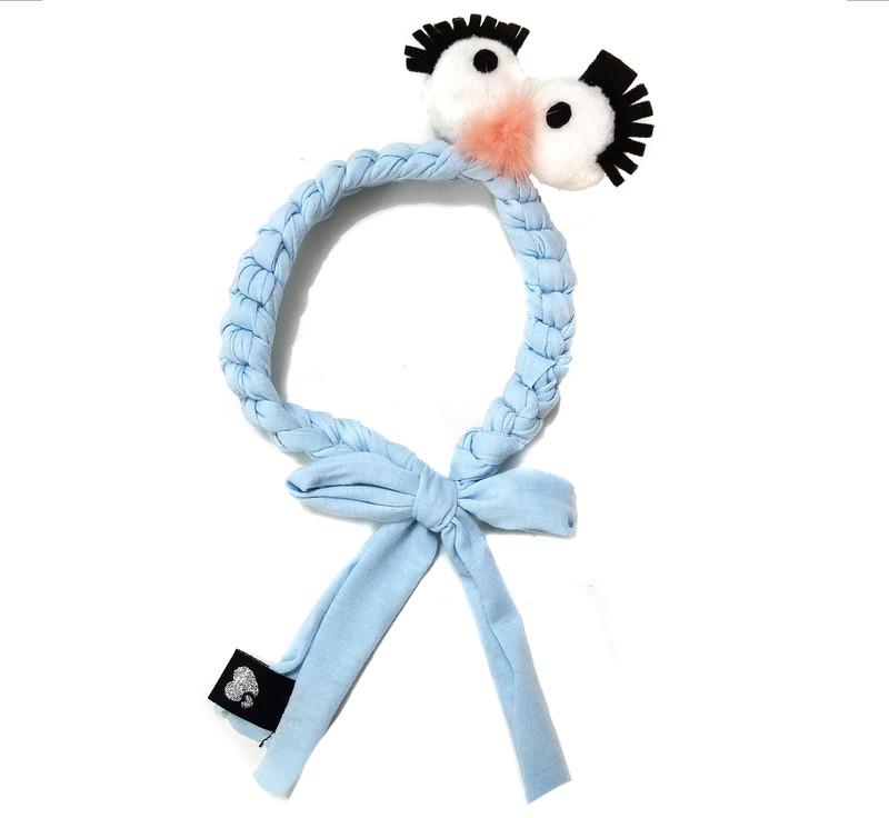 Silly Light Blue Mini