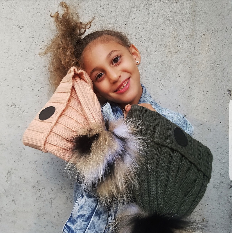 GREAT GIFT IDEA - Perfect hat for girls and teens. A good present for Birthday, Anniversary, Valentine's Day, Christmas and Thanksgiving, etc. The simple cute necklace highly recommended for stylish highly recommended for by moms and fashion bloggers worldwide.