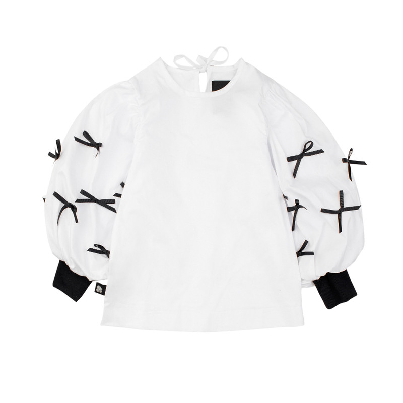 Bow  Blouse SHIRT
