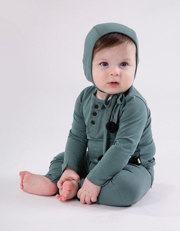 Baby Layette Gift Set Teal
