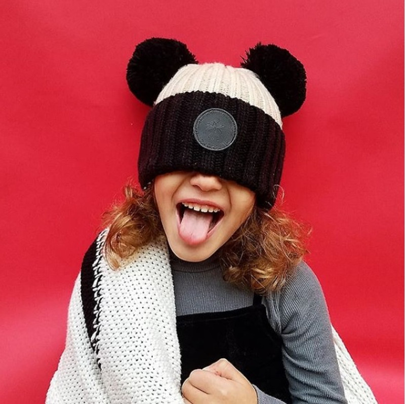 Material: The knit beanie hat is made of 30% soft Acrylic 70% Wool, Can make you feel warm and fashionable.