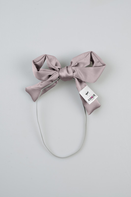 Signature Infant Present Bow Black